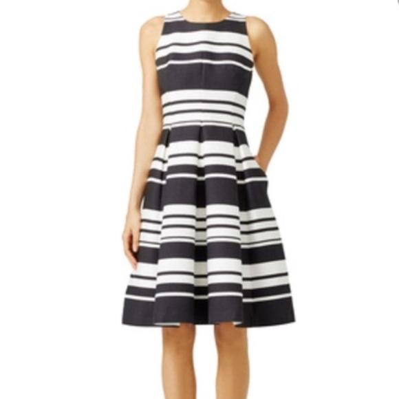 0b62c76c94a0 kate spade Dresses   Skirts - Kate Spade Cape Stripe Dress 2